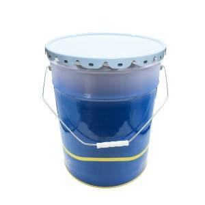 20 Liter Paint Bucket Chemical Metal Drum