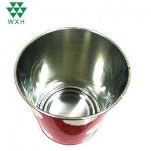 4L round ice bucket for ice Packaging