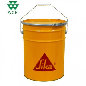 Factory supplied Metal Tins -