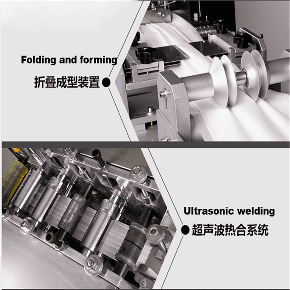 Mask Making Machine One Drive Two Flat Face Mask Making Machine Face Mask Featured Image