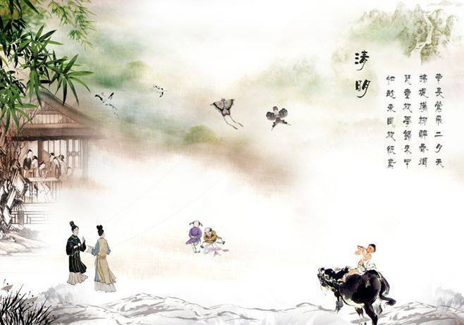 Origin of Ching Ming Festival