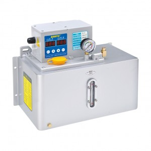 BT-A18 Thin oil lubrication pump with digital display