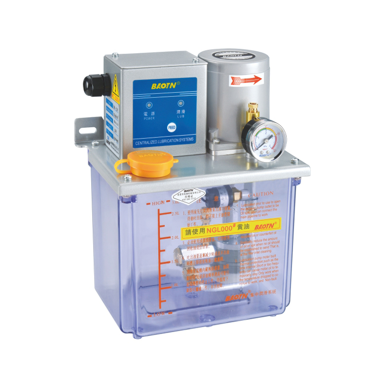 PriceList for Auto Lubrication Grease Pump -