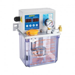 BTA-A12 Thin oil lubrication pump with digital display