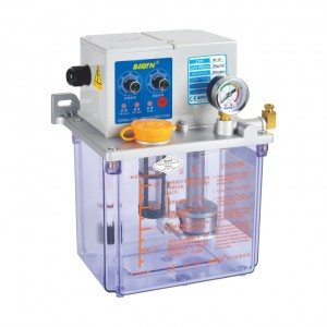 New Arrival China Automatic Oil and Grease Lubrication Pump