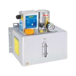 BM-C16 PLC control thin oil lubrication pump