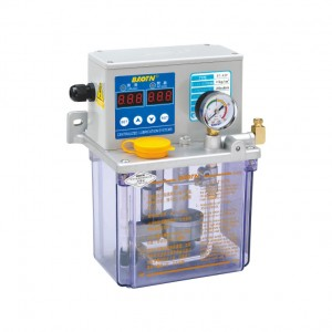 BT-A2P2 Thin oil lubrication pump with digital display