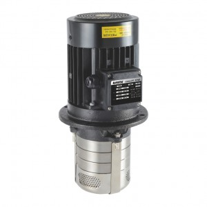 MTS-B Immersion type high pressure pump