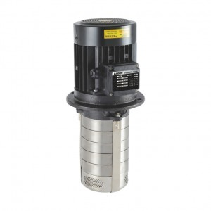 MTS-D Immersion type high pressure pump