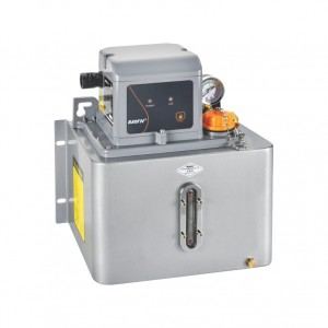BTD-C2P4(Metal plate) PLC control thin oil lubrication pump(Internal IC board)