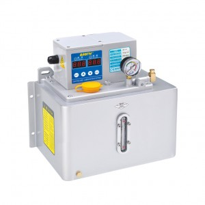 BT-A16 Thin oil lubrication pump with digital display
