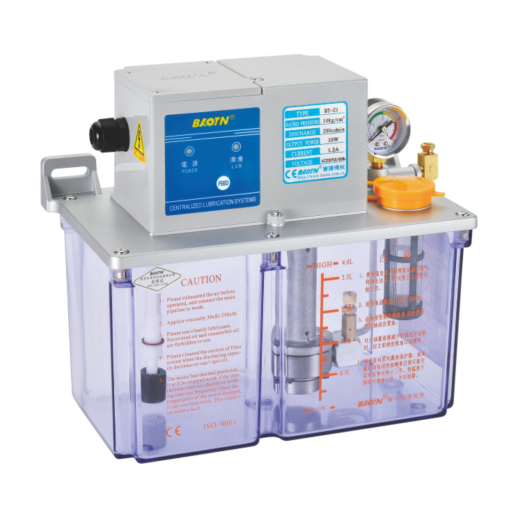 8 Year Exporter High-Quality Automatic Lubrication Pump -