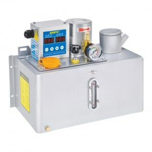 BTB-A18 Thin oil lubrication pump with digital display
