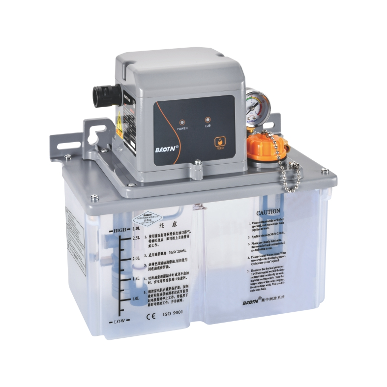 Best quality Lubrication Pump With Variable Adjustment Knob -