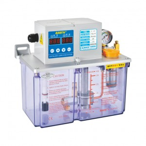 BT-A2P4(Resin) Thin oil lubrication pump with digital display
