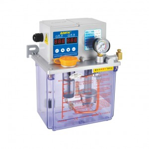 BT-A2P3 Thin oil lubrication pump with digital display