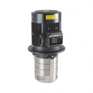 MTS-C Immersion type high pressure pump