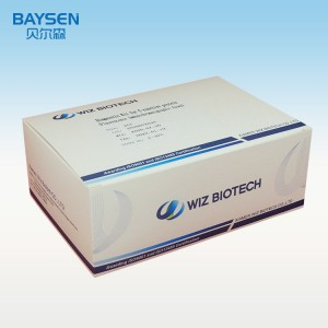 Diagnostic kit for hypersensitive C-reactive protein hs-crp test kit