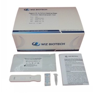 Diagnostic Kit(Colloidal Gold)for Follicle-stimulating Hormone