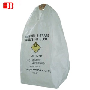 Low MOQ for Plastic Salt Packaging Bag - Bulk FIBC Jumbo bag – Ben Ben