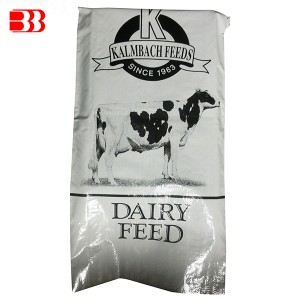 Leading Manufacturer for Pp Woven Chemical Packing Sacks - Bopp Coatd Woven Bag – Ben Ben