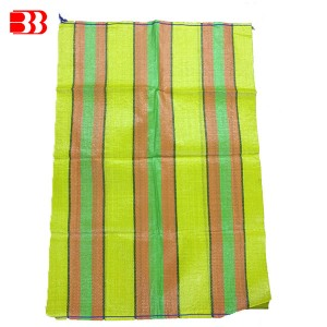 China wholesale Durable Flexo Printed Animal Feed Bags - PP Striped  Woven Bag – Ben Ben