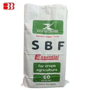 OEM China Food Packing - PP Printed Bag – Ben Ben