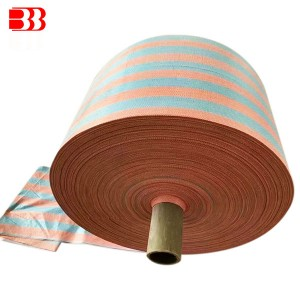 Customized China PP Woven Fabric in Roll