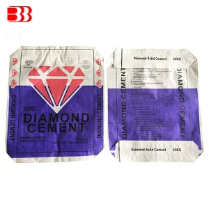 Factory made hot-sale White Paper Laminated Pp Woven Bags - PP Valve Bag – Ben Ben