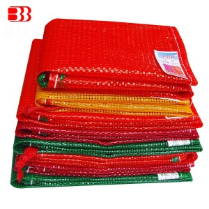 High Quality Sandbags -  PP Tubular Woven Mesh Bag – Ben Ben
