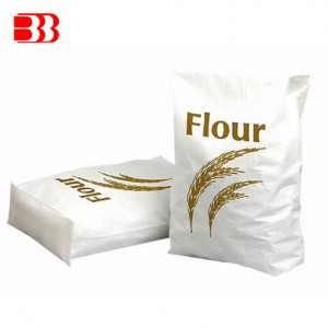 Factory directly Mesh Bags With Laminated Logo Band - PP Valve Bag – Ben Ben