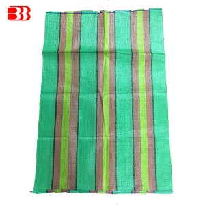 Factory best selling Durable Kraft Paper Valve Sealed Bags - PP Striped  Woven Bag – Ben Ben
