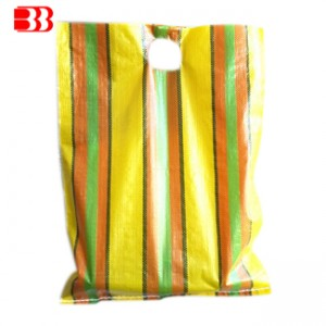 High Quality for Ground Cover - PP Striped  Woven Bag – Ben Ben