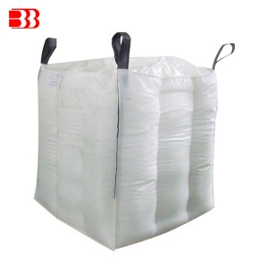 OEM China Bath Salt Bag - Bulk FIBC Jumbo bag – Ben Ben