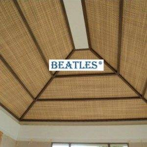 High reputation for Reliable China supplier for synthetic woven reed straw tatami ceiling – Wholesale Artificial Fire-retartdant Synthetic Simulation Roofing Thatch