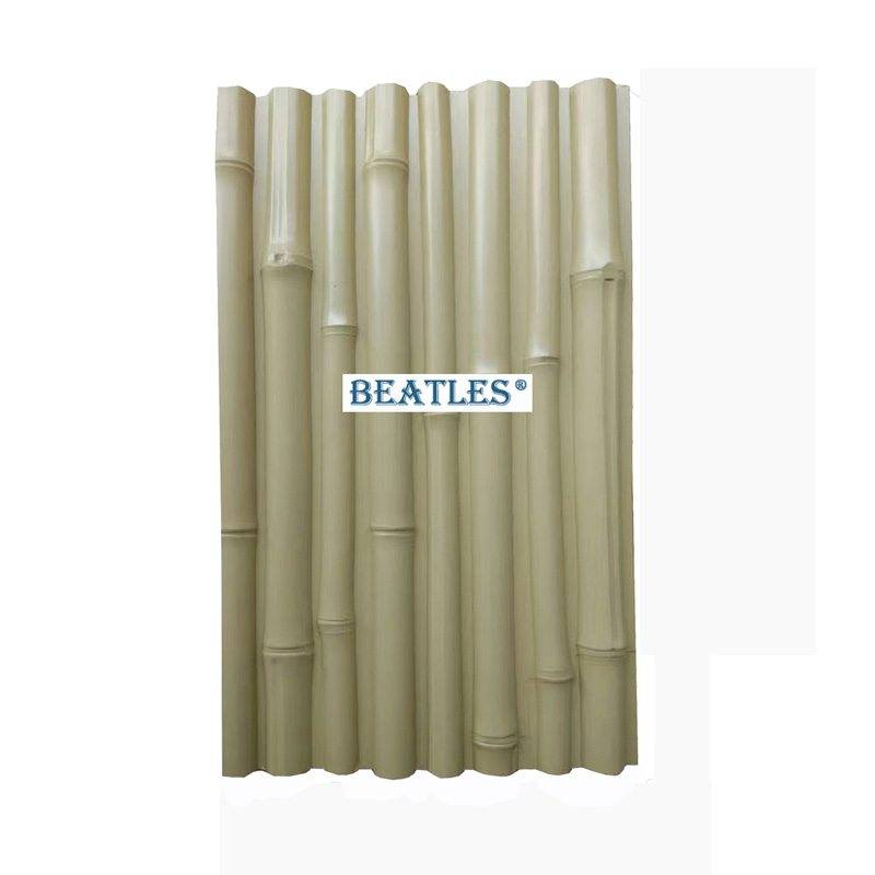 Plastic Bamboo Canes of Fence Panels for Garden Fencing