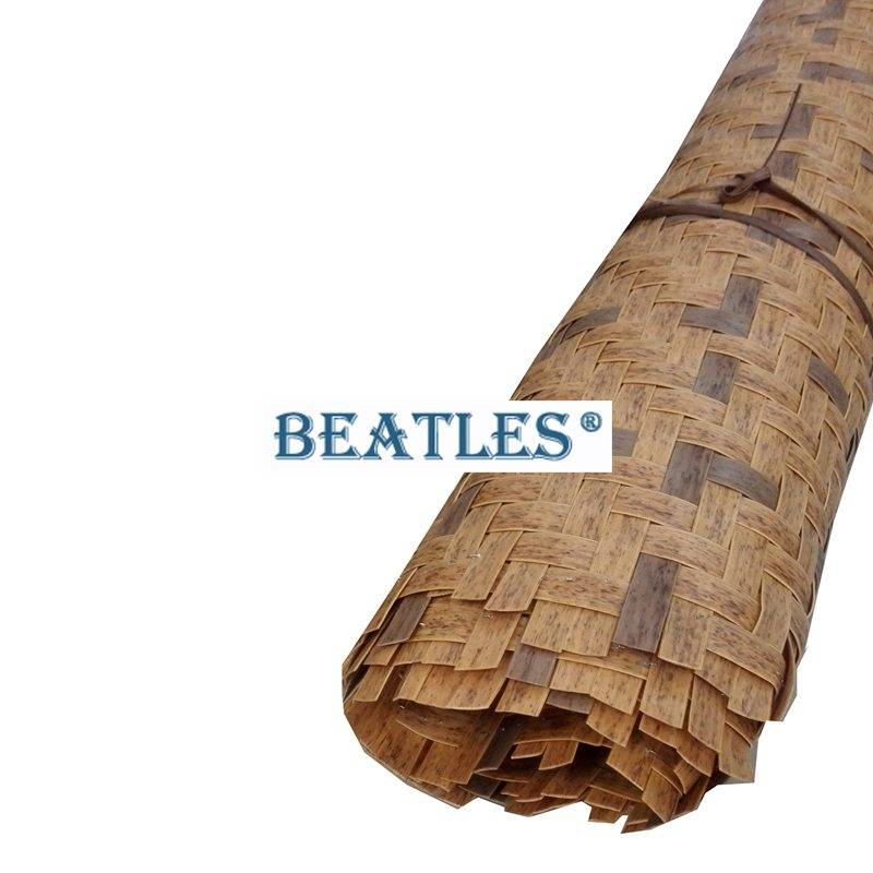 Hot sale reasonable price Synthetic bamboo ceiling tiles panels rolls sheets supplier – Artificial Thatch Roof Tile detail pictures