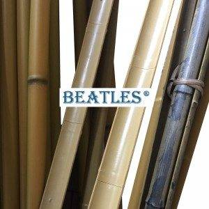 Artificial fake bamboo rods for fish tanks aquarium