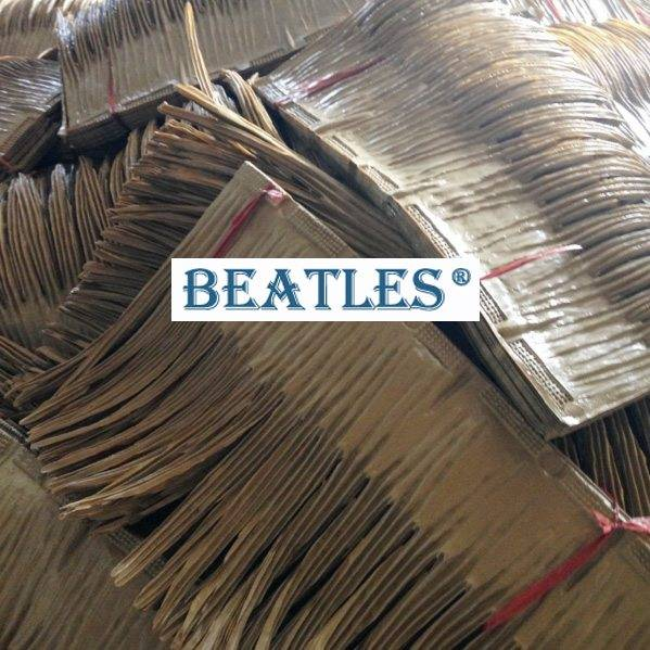 Wholesale Price China Palm Thatch for Scenic Spot Park Roof Construction – Palm Leaf Lamp Shade