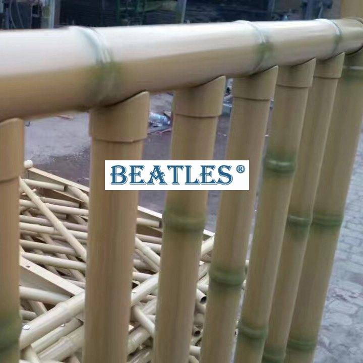 Hot Sale for Metal bamboo sticks for garden screen and fence – Bamboo Poles Canes Sticks