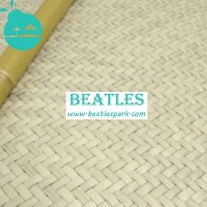 Synthetic Tropical Lauhala Matting for Interior Home Ceiling and Wall Decoration