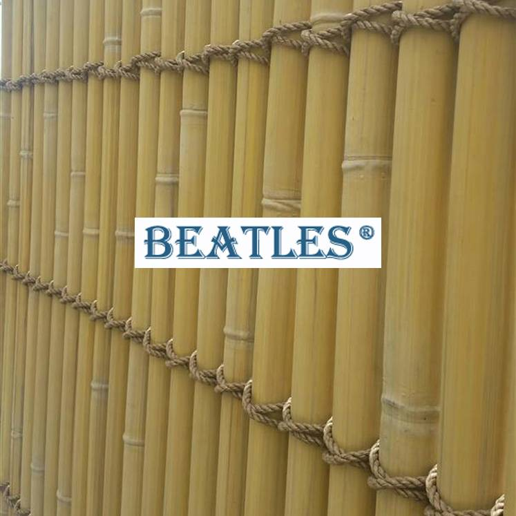 Factory wholesale Synthetic Bamboo Fencing from China Supplier – Length 4m Curtain Pole