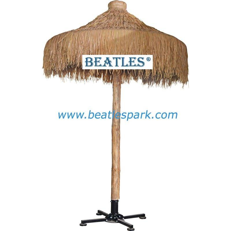 factory Outlets for Artificial thatch table tiki umbrella products for patio palapa – Outdoor And Inddor Artificial Bamboo Tree