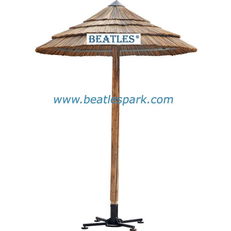 OEM/ODM Supplier for Synthetic Artificial Thatch Reed Roofing Beach Balcony Hut Umbrella  – 2013 Green Bamboo Poles/sticks/cane