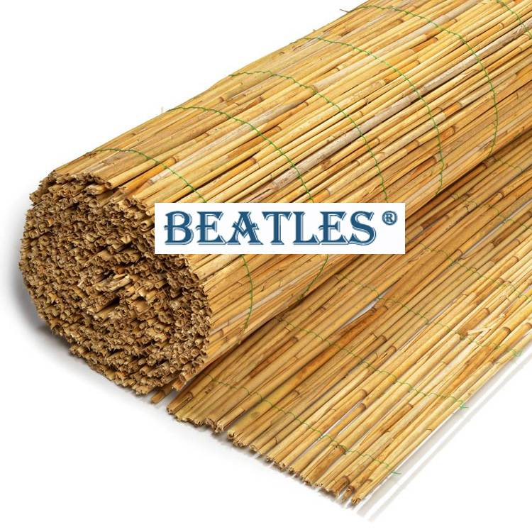 Online Manufacturer for Reed Fence Screening Roll – Fake Bamboo Pole detail pictures