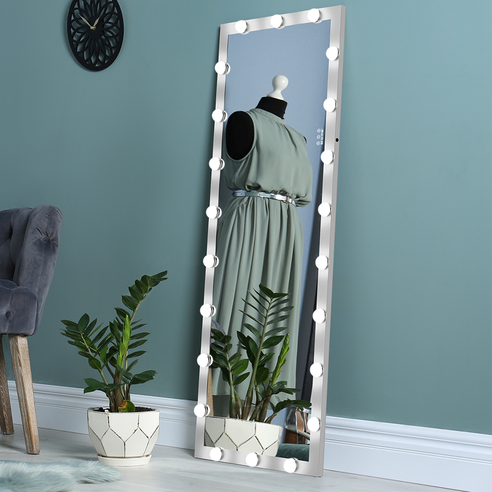 Amazon Find!! FULL LENGTH Hollywood Mirror