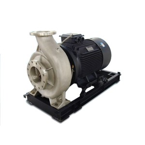 BAZ series Monoblock Centrifugal pumps