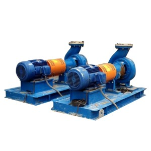 DRC mfululizo ANSI Chemical Process Pumps