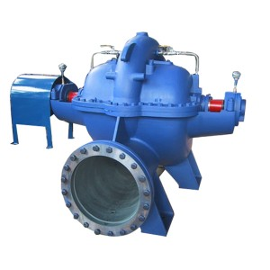 BDL series Double Suction Split Casing pumps