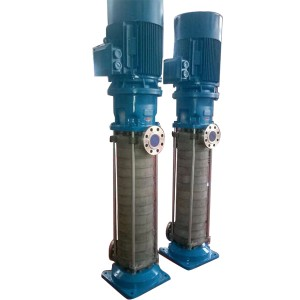 BPV series Vertical Multistage Pumps – Beken